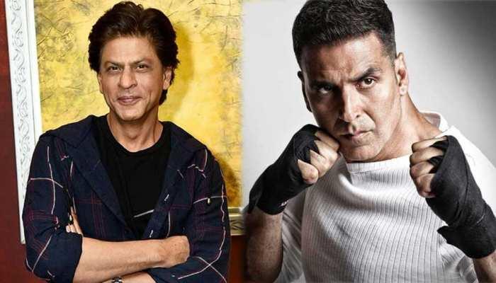 पहली बार साथ नजर आएंगे बॉलीवुड के दो दिग्गज, इस फिल्म के लिए शाहरुख-अक्षय ने थामा हाथ
