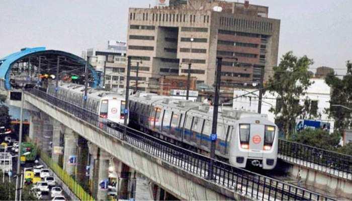 एक्वा लाइन और ब्लू लाइन मेट्रो स्टेशन को जोड़ने के लिए समर्पित पथ की योजना