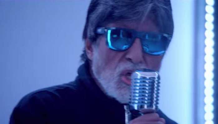VIDEO: महानायक अमिताभ बच्चन भी बने रैप स्टार, कूल अंदाज में कहा- 'औकात को बदल दे'