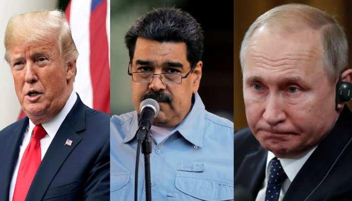 जानिए कैसे और क्यों बंट गई है दुनिया की ताकतें वेनेजुएला की वजह से