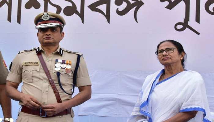 कोलकाता: पूर्व पुलिस कमिश्नर राजीव कुमार को सौंपा गया आर्थिक अपराध निदेशालय, STF का अतिरिक्त प्रभार
