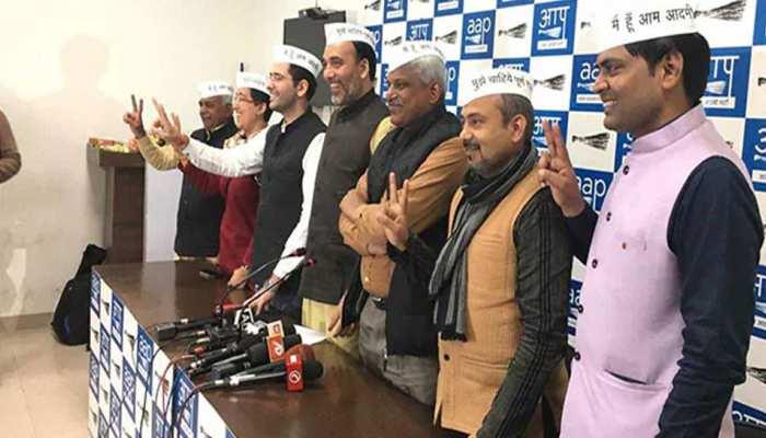 लोकसभा चुनावों के लिए AAP ने कसी कमर, दिल्ली की 6 सीटों पर उम्मीदवारों के नाम किए घोषित