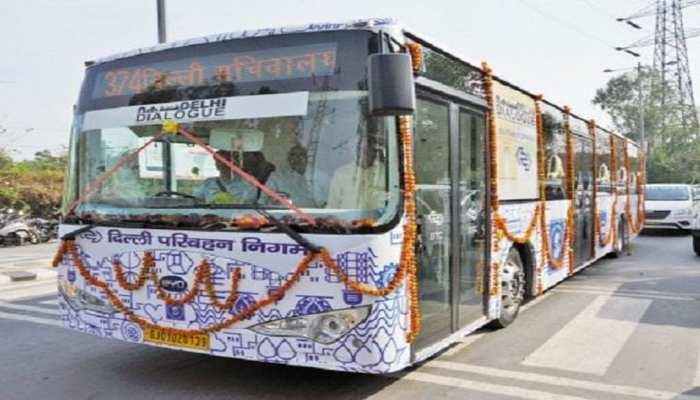 दिल्ली मंत्रिमंडल का बड़ा फैसला, 1,000 लो-फ्लोर AC इलेक्ट्रिक बसों को दी मंजूरी