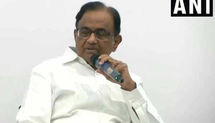गंगा सफाई और हाईवे निर्माण को लेकर चिदम्बरम ने की NDA की तारीफ