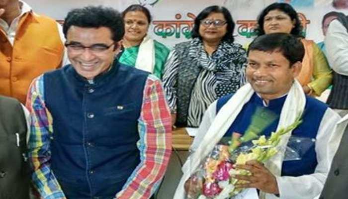 झारखंडः हजारीबाग सीट से कांग्रेस नेता शिवलाल महतो ने ठोकी दावेदारी