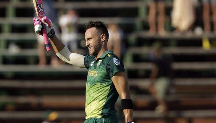 SAvSL: प्लेसिस का शानदार शतक, साउथ अफ्रीका 8 विकेट से जीता