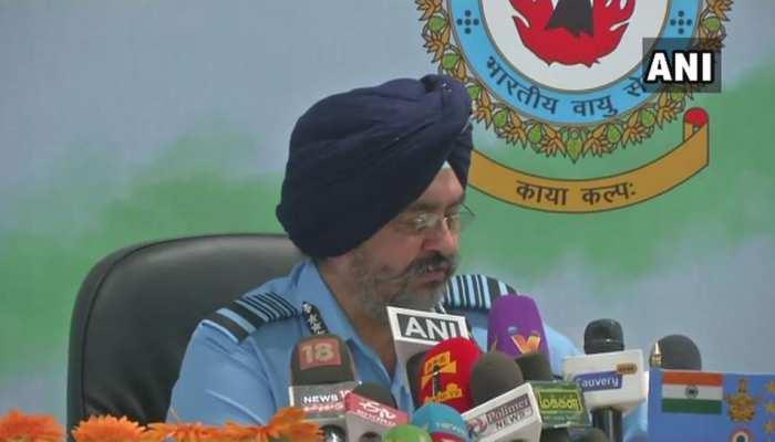 'अगर हमने जंगल में बम गिराए होते तो पाक PM बयान क्यों देते?' एयर चीफ मार्शल बीएस धनोआ