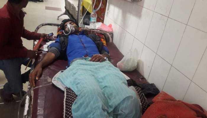 बिहार : ट्रेन से गिरकर कट गए युवक के दोनों पैर, घायल अवस्था में जहानाबाद से पटना अकेले पहुंचा