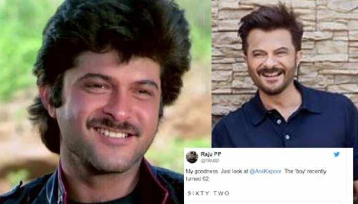 Viral Post : 62 की उम्र में 26 के दिखते हैं अनिल कपूर, नया लुक देख ट्विटर पर फैंस हुए दीवाने