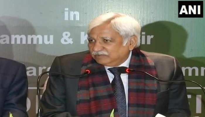 CEC सुनील अरोड़ा बोले, 'चुनावी नतीजे तय करते हैं कि EVM सही है या खराब'