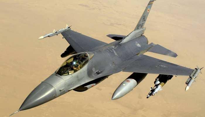 पाकिस्तानी F-16 ने 40-50 KM दूर से 4-5 AMRAAM से भारतीय विमानों को बनाया था निशाना