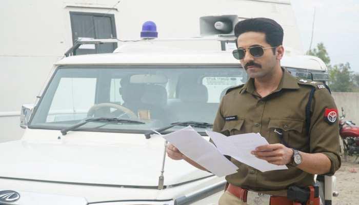 'सिंघम', 'सिंबा' के बाद बॉलीवुड को मिला एक और पुलिसवाला, ऐसा होगा आयुष्मान का अंदाज
