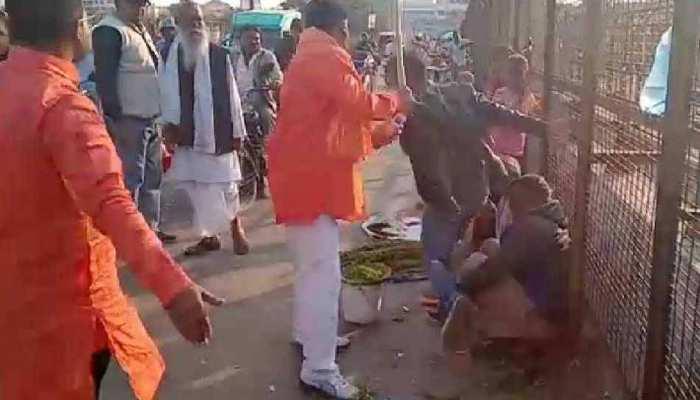 लखनऊः मेवा बेचने वाले 3 कश्मीरी युवकों की पिटाई, चारों आरोपी गिरफ्तार