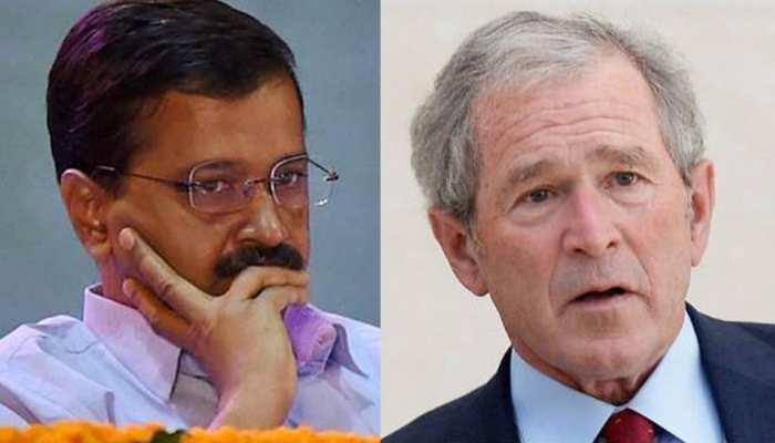 केजरीवाल से बुश तक कई नेताओं के साथ हुआ है 'जूताकांड', जानिए कौन कब रहा निशाने पर