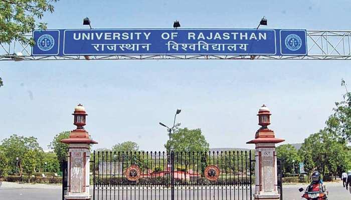 राजस्थान विश्वविद्यालय की परीक्षाएं शुरू लेकिन अब तक 2,000 छात्रों को नहीं मिले एडमिट कार्ड