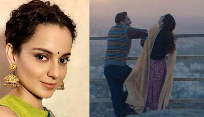 जबरदस्त लुक के साथ कंगना रनौत करेंगी 'हू तू तू', 'पंगा' की रिलीज डेट फाइनल