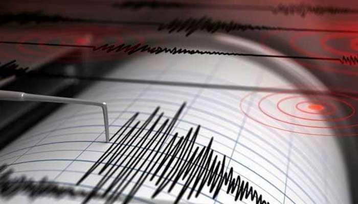 हिमाचल के किन्नौर में महसूस किए गए भूकंप के झटका, यहां था भूकंप का केंद्र