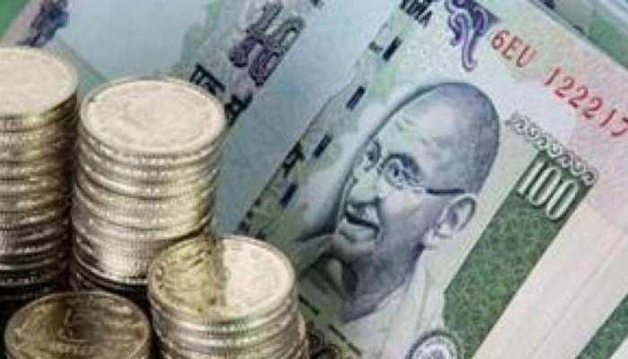 रुपये में तीन दिनों की तेजी थमी, 14 पैसे टूटकर 70.14 रुपये पर बंद