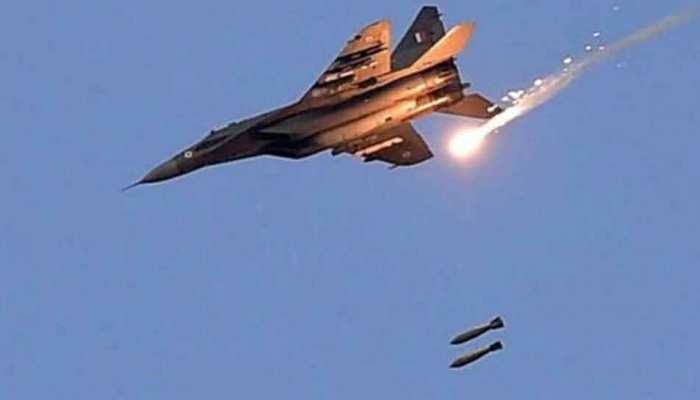 भारतीय वायुसेना का ट्वीट, 'अब नींद कैसे आएगी उनको, थोड़ा सा झकझोर आए हैं उनको'