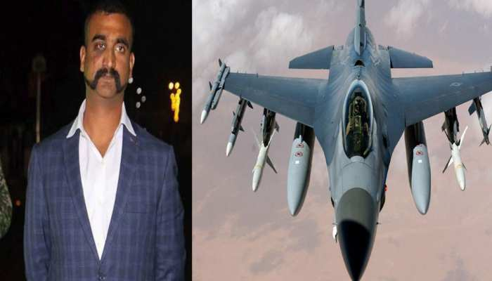 भारतीय विदेश मंत्रालय का दावा, विंग कमांडर अभिनंदन ने ही मार गिराया था F-16