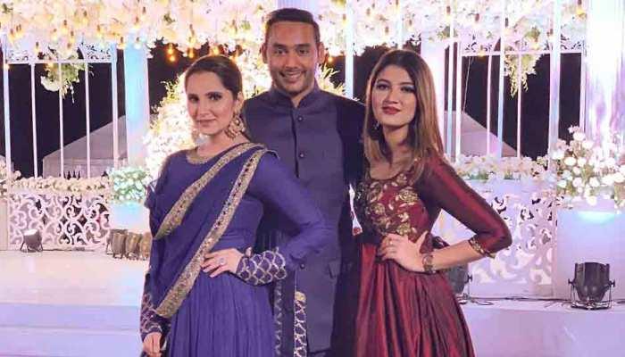 सानिया मिर्जा की बहन को हुआ प्यार, इस दिग्गज क्रिकेटर के बेटे से करेंगी दूसरी शादी!