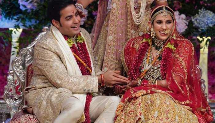 PHOTOS: cricketers reached in Akash Ambani and Shloka Mehta wedding