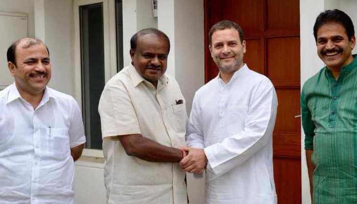 लोकसभा चुनाव 2019: कर्नाटक में इस फॉर्मूले के साथ उतरेगा जेडीएस-कांग्रेस गठबंधन