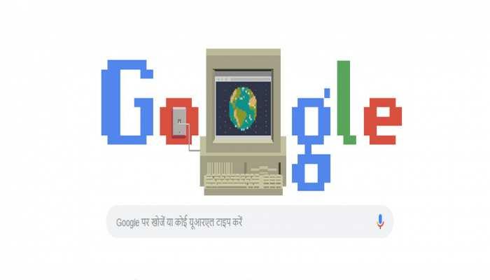 World Wide Web हुआ 30 साल का, गूगल ने स्पेशल Doodle बनाकर किया विश