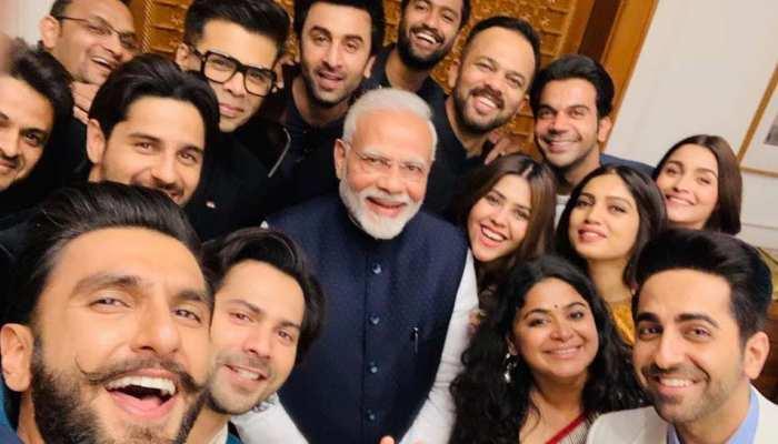 रणवीर सिंह ने किया खुलासा, PM मोदी ने इसलिए की थी बॉलीवुड सेलेब्स से मुलाकात