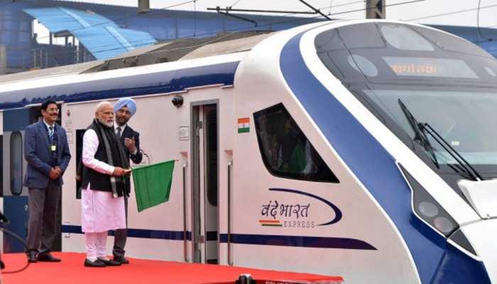 दिल्ली-वाराणसी के बाद इस रूट पर दौड़ सकती है दूसरी Train-18, इसी महीने ट्रायल की संभावना