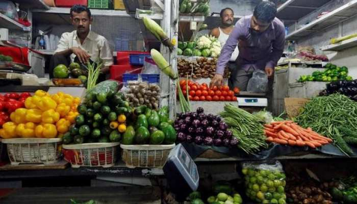 खाने-पीने की चीजों के दाम बढ़ने से फरवरी में रिटेल महंगाई दर 4 महीने में सबसे ज्यादा