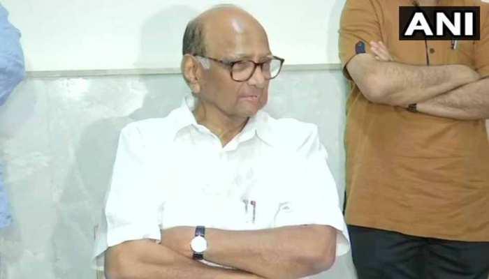 शरद पवार बोले- लोकसभा चुनाव में बीजेपी बनेगी सबसे बड़ी पार्टी, लेकिन...