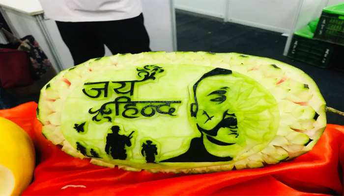 wing commander Abhinandan Varthaman congratulated the bravery and courage of the chef did something like this