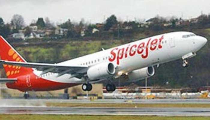 स्पाइसजेट ने 'बोइंग 737 मैक्स 8' विमानों पर लगाई रोक, कहा- यात्रियों की सुरक्षा जरूरी
