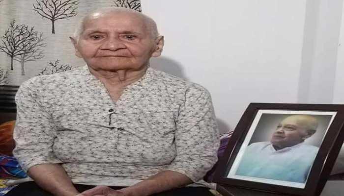सूरत: महात्मा गांधी की पौत्रवधू शुरू करना चाहती थीं ट्रस्ट, चैरिटी कमिश्नर ने किया अपमान