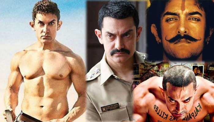 Birthday Special आमिर खान: हर किरदार के लिए बदल लेते हैं रूप, देखिए 10 चर्चित गेटअप