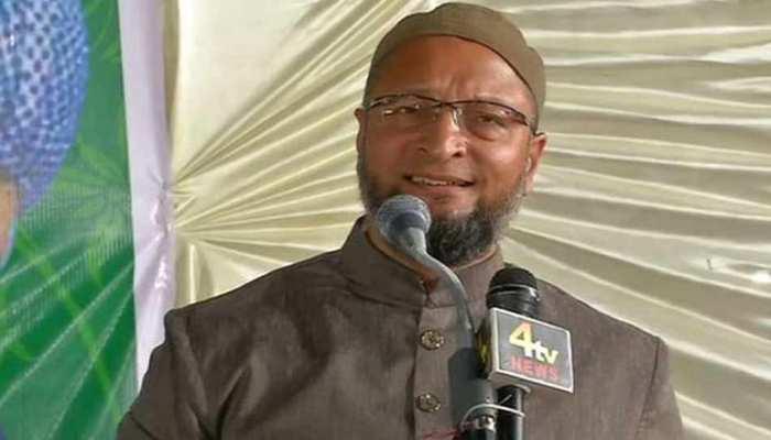 2019 चुनाव: असदुद्दीन ओवैसी बोले, 'आंध्र प्रदेश में YSR कांग्रेस को समर्थन देगी AIMIM'