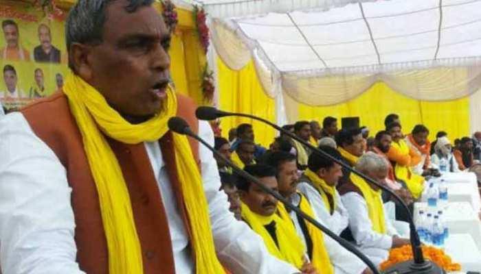 योगी सरकार में मंत्री ओम प्रकाश राजभर बोले, 'BJP का राष्ट्रवाद चुनावी दांव है'