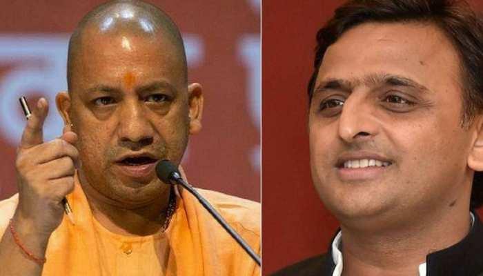 2019 चुनाव : यूपी की सियासत में ट्विटर वॉर, CM योगी के ट्वीट पर अखिलेश ने साधा निशाना
