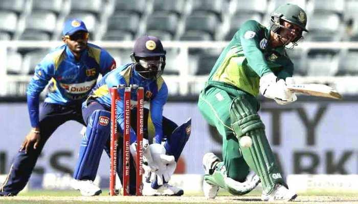 SAvsSL: श्रीलंका के नौवें नंबर के बल्लेबाज इसुरु उडाना ने 78 रन बनाए, फिर भी हार गई टीम