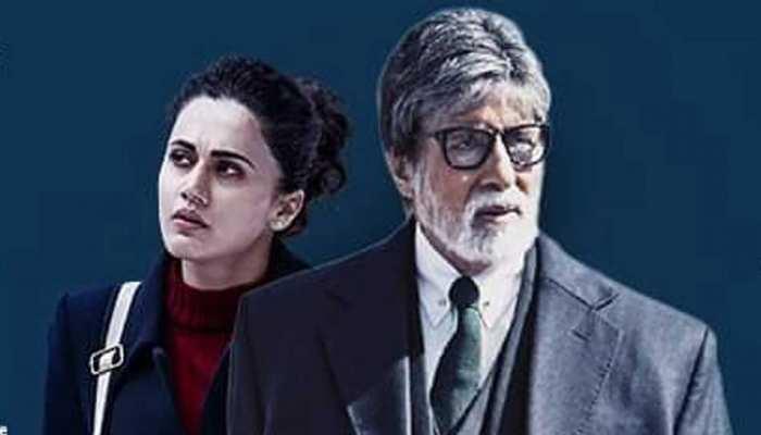 अमिताभ बच्चन और तापसी पन्नू ने बॉक्स ऑफिस का 'बदला' मिजाज, धुआंधार हो रही कमाई