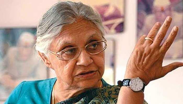 शीला दीक्षित ने कहा, 'मेरी टिप्पणी को तोड़मरोड़ कर पेश किया गया'