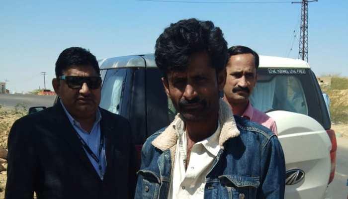 जैसलमेर: 5 हजार रुपये  के लालच में ISI को भेज रहा था देश की गोपनीय सूचनाएं, CID ने दबोचा