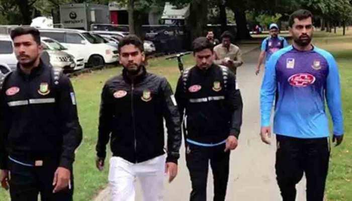 क्राइस्टचर्च में आतंकी हमले के बाद बांग्लादेश क्रिकेट टीम का न्यूजीलैंड दौरा रद्द, कल से होना था मैच