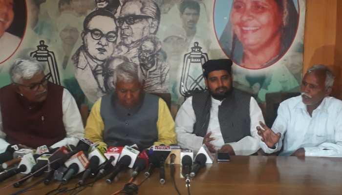 बिहार : पुलिस कस्टडी में मारे गए युवक के पिता ने RJD दफ्तर में की JDU कार्यकर्ताओं की तारीफ