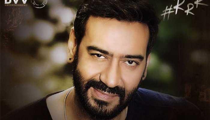 राजमौली की फिल्म में अजय देवगन की हुई एंट्री, 'आरआरआर' में ऐसा होगा किरदार