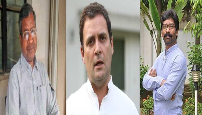 राहुल गांधी से हुई JMM और JVM की अकेले मीटिंग, हेमंत बोले- सीटों की घोषणा होली के बाद