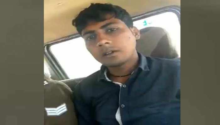 VIDEO: जेब में नहीं थे घर जाने के पैसे, डायल-100 पर किया फोन और मंगा ली पुलिस की गाड़ी