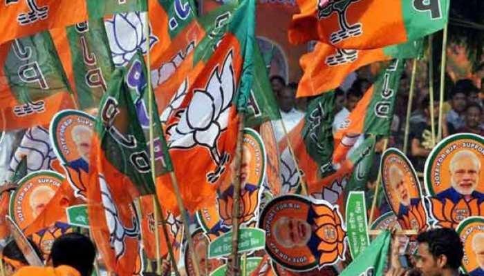 राजस्थान: 'आतंकवाद पर प्रहार, मजबूत सरकार' के नारे के साथ लोकसभा चुनाव में उतरेगी BJP