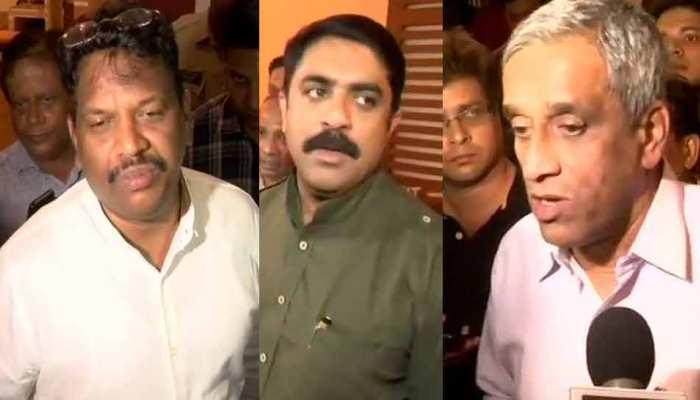 गोवा की कमान किसके हाथ, रातभर चला बैठकों का सिलसिला, नहीं बनी सहमति